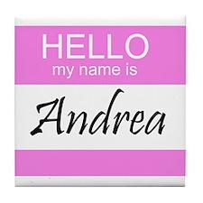 Andrea Tile Coaster