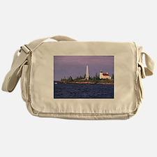 Copper Harbor Lighthouse Messenger Bag