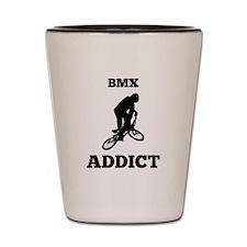BMX Addict Shot Glass