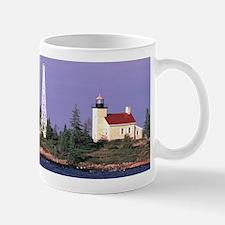 Copper Harbor Lighthouse Mugs
