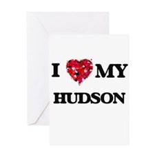 I love my Hudson Greeting Cards