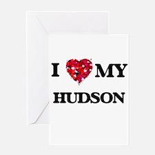 I love my Hudson Greeting Cards