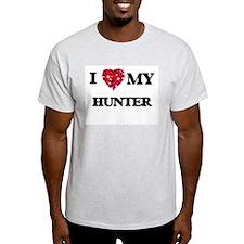 I love my Hunter T-Shirt