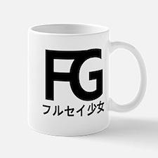 Flusay Girls Logo Mugs