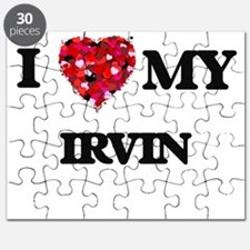 I love my Irvin Puzzle