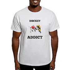 Hockey Addict T-Shirt