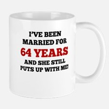 Ive Been Married For 64 Years Mugs