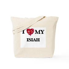 I love my Isiah Tote Bag