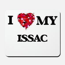 I love my Issac Mousepad
