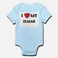 I love my Izaiah Body Suit