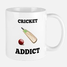 Cricket Addict Mugs