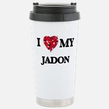 I love my Jadon Travel Mug