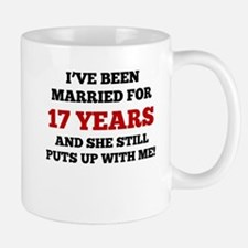 Ive Been Married For 17 Years Mugs