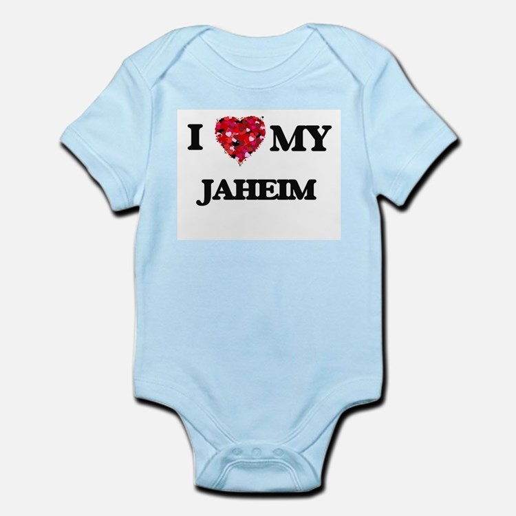 I love my Jaheim Body Suit