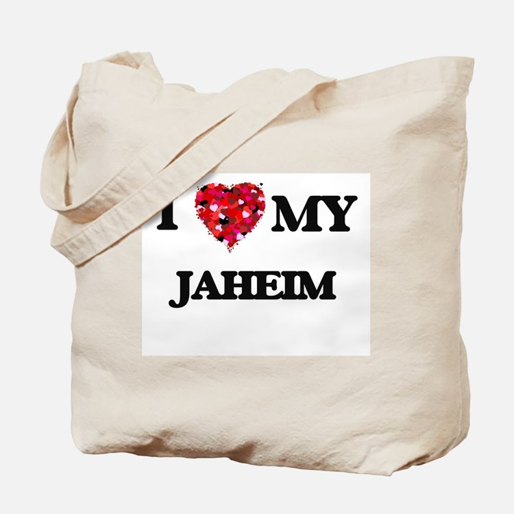 I love my Jaheim Tote Bag