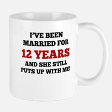 Ive Been Married For 12 Years Mugs