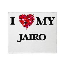 I love my Jairo Throw Blanket