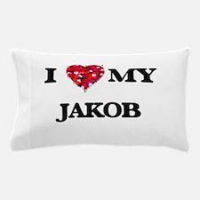 I love my Jakob Pillow Case