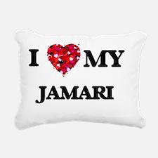 I love my Jamari Rectangular Canvas Pillow