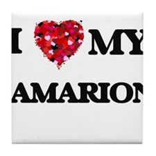 I love my Jamarion Tile Coaster