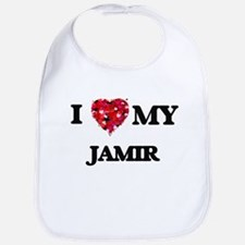 I love my Jamir Bib