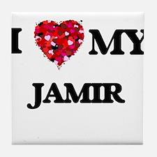 I love my Jamir Tile Coaster