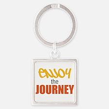 Enjoy The Journey Keychains