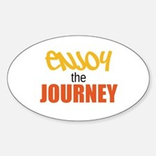 Enjoy The Journey Decal