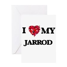 I love my Jarrod Greeting Cards