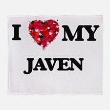 I love my Javen Throw Blanket