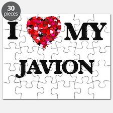I love my Javion Puzzle