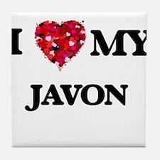 I love my Javon Tile Coaster