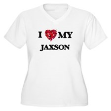 I love my Jaxson Plus Size T-Shirt
