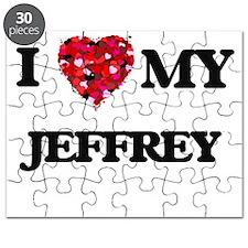 I love my Jeffrey Puzzle
