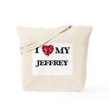 I love my Jeffrey Tote Bag