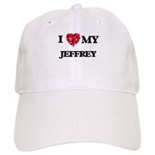I love my Jeffrey Baseball Cap