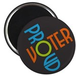 Proud Voter Magnets (100 pk)
