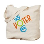 Proud Voter Tote Bag