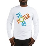 Proud Voter Long Sleeve T-Shirt