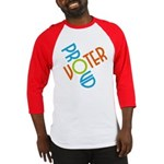 Proud Voter Baseball Jersey