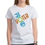 Proud Voter Women's T-Shirt