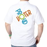 Proud Voter Golf Shirt