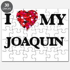 I love my Joaquin Puzzle