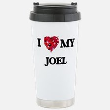 I love my Joel Travel Mug