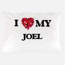I love my Joel Pillow Case