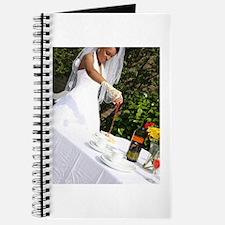 Cute Wedding toast Journal