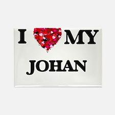 I love my Johan Magnets