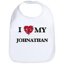 I love my Johnathan Bib