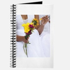 Cute Wedding dress Journal