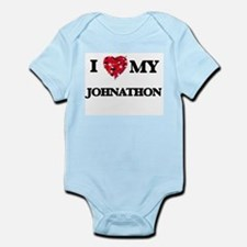 I love my Johnathon Body Suit